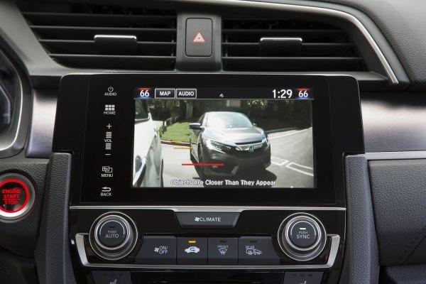 Honda Civic Sedan Safety