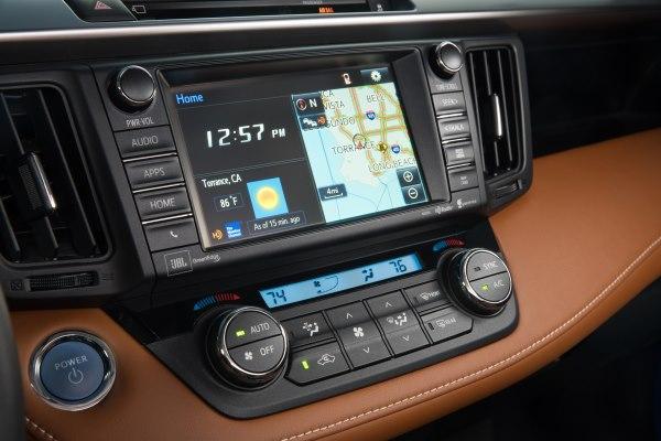 Toyota RAV4 Radio